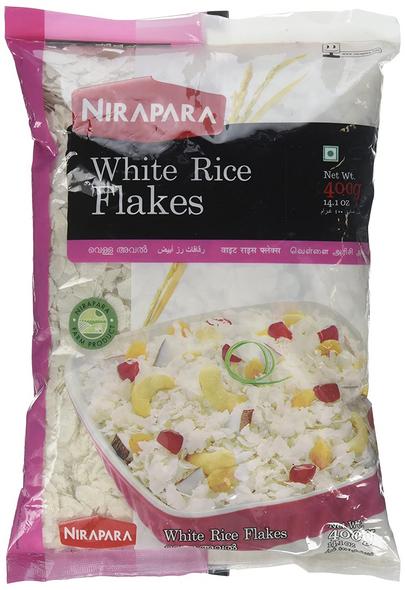 Nirapara White Rice Flakes 400g - (Duplicate Imported from BigCommerce)