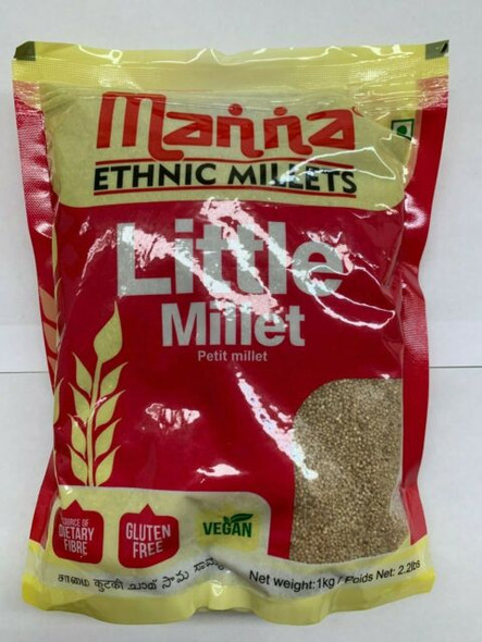Manna Little Millet 1kg - (Duplicate Imported from BigCommerce)