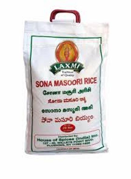 Laxmi Sona Masoori 20lb