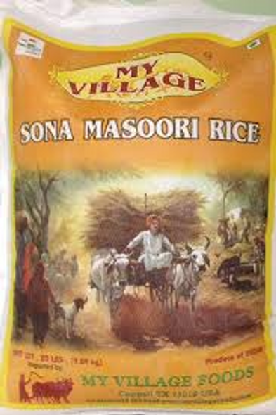 My Village Sona Masoori 20lb