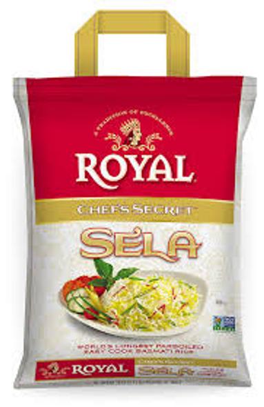 Royal Sella Basmati Rice 10lb