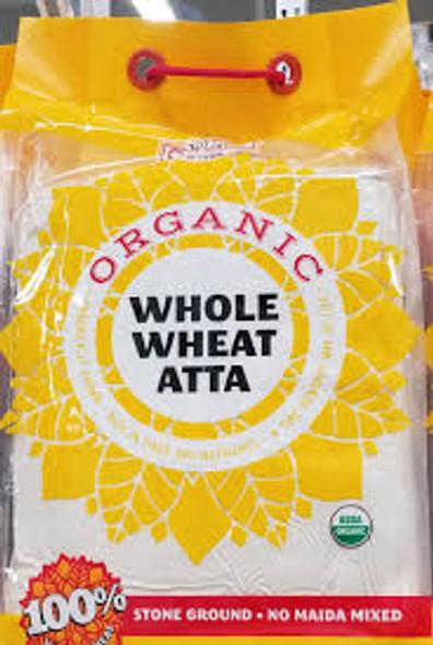 Swad Organic Chakki Atta 10lb