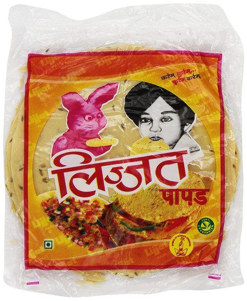 Lijjat Red Chilli Papad