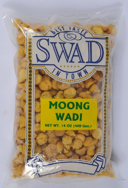 Swad Moong Wadi 14oz