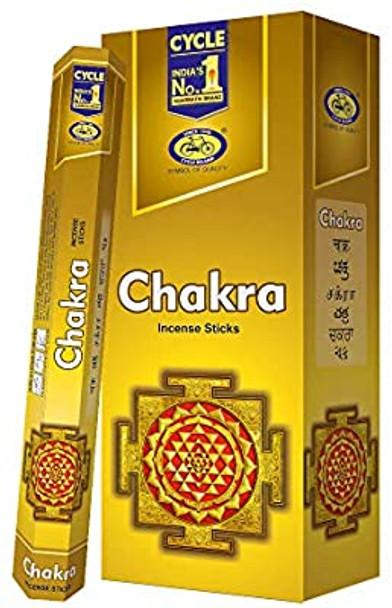 Agarbathi Cycle - Chakra (6 Pack)