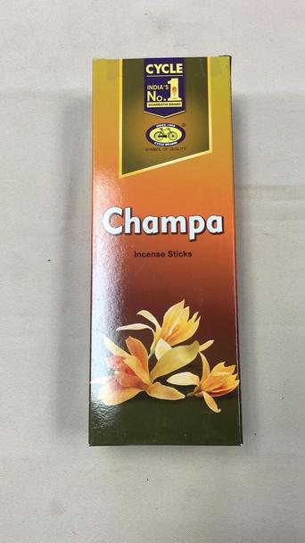 Agarbathi Cycle - Champa (6 Pack)