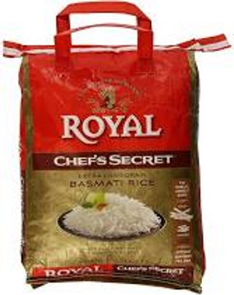 Royal Chef's Secret Basmati 10lb