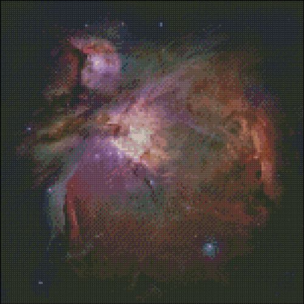 Astronomy - Orion Nebula