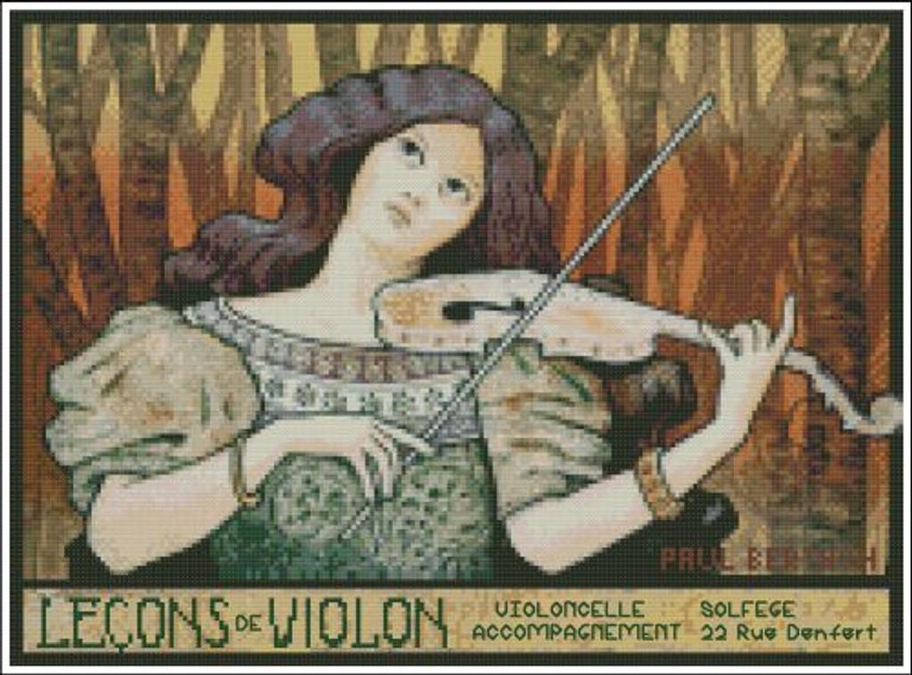 Lecons Violin