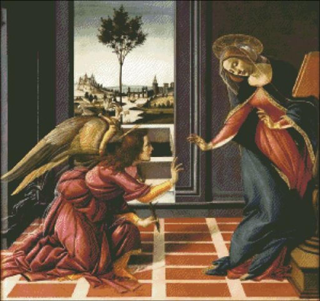 Cestello Annunciation