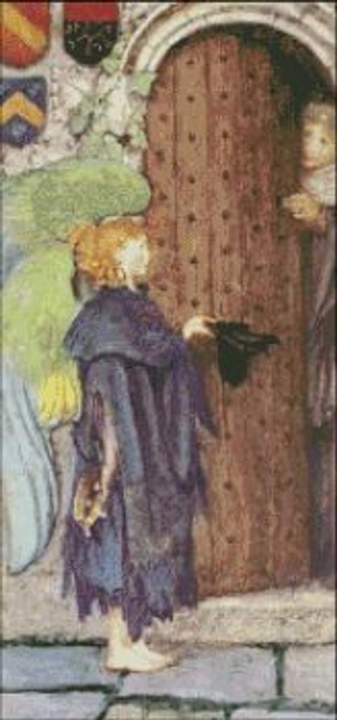 Angel at the Door