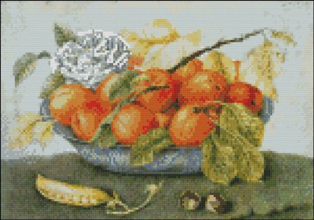 Rose and Apricots