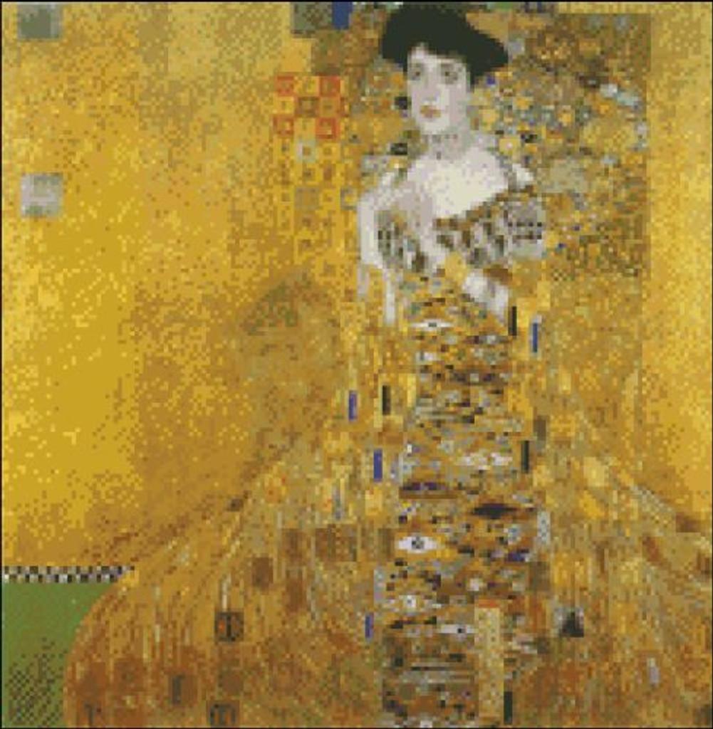 Adele Bloch Bauer 2