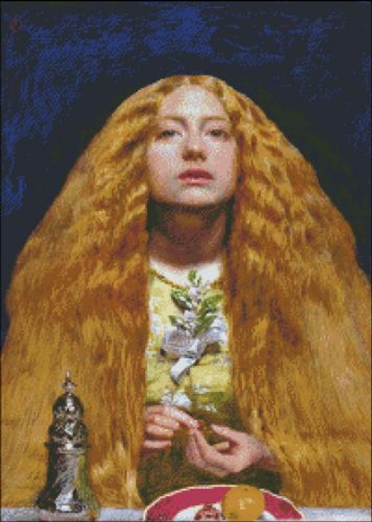 Bridesmaid by Millais