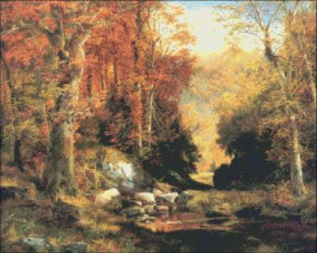 Cresheim Glen Autumn