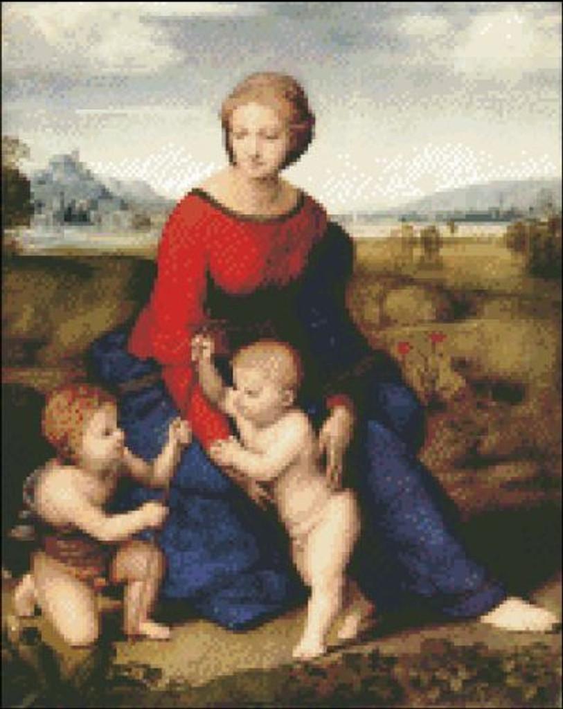Madonna of Belvedere