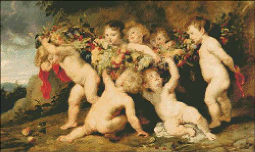 Garland of Fruits