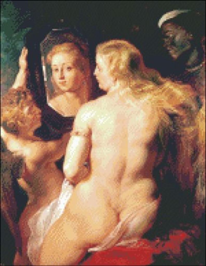Toilet of Venus