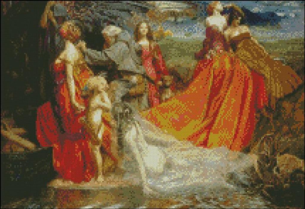Pilgrim Year Fair Autumn's Charge