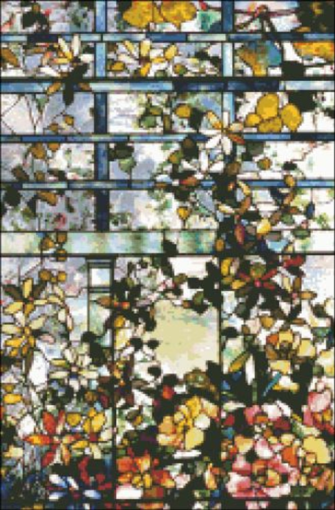 Trellis Stained Glass