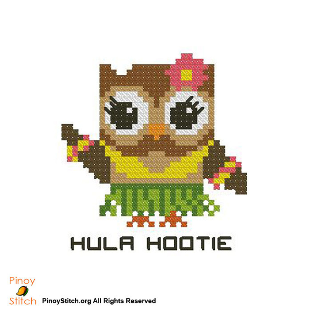 Hootie Hula Girl