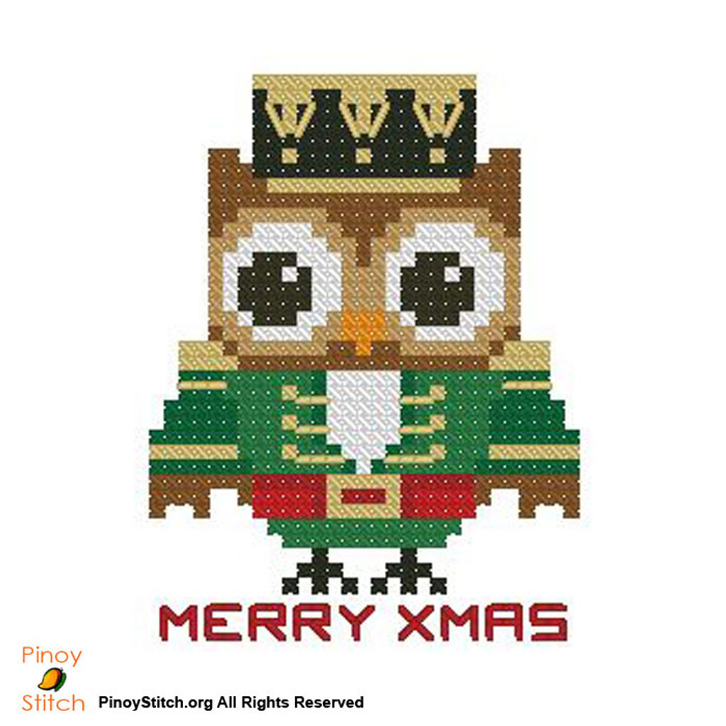 Hootie Nutcracker Christmas