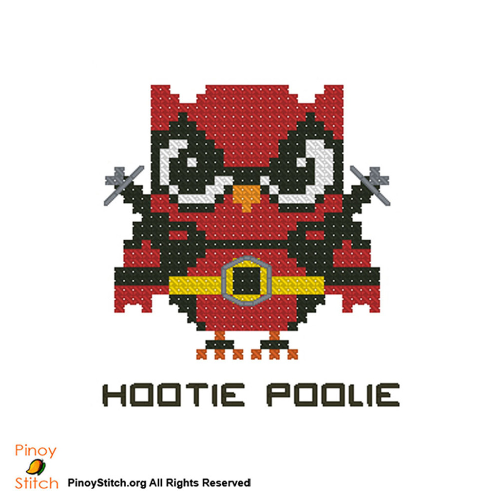 Hootie Super Hero Dead Poolie