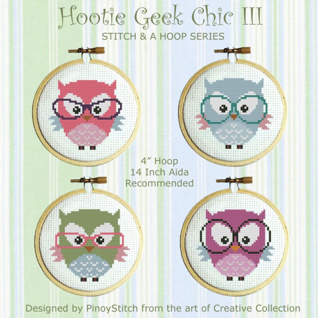 Hooties Geek Chic III