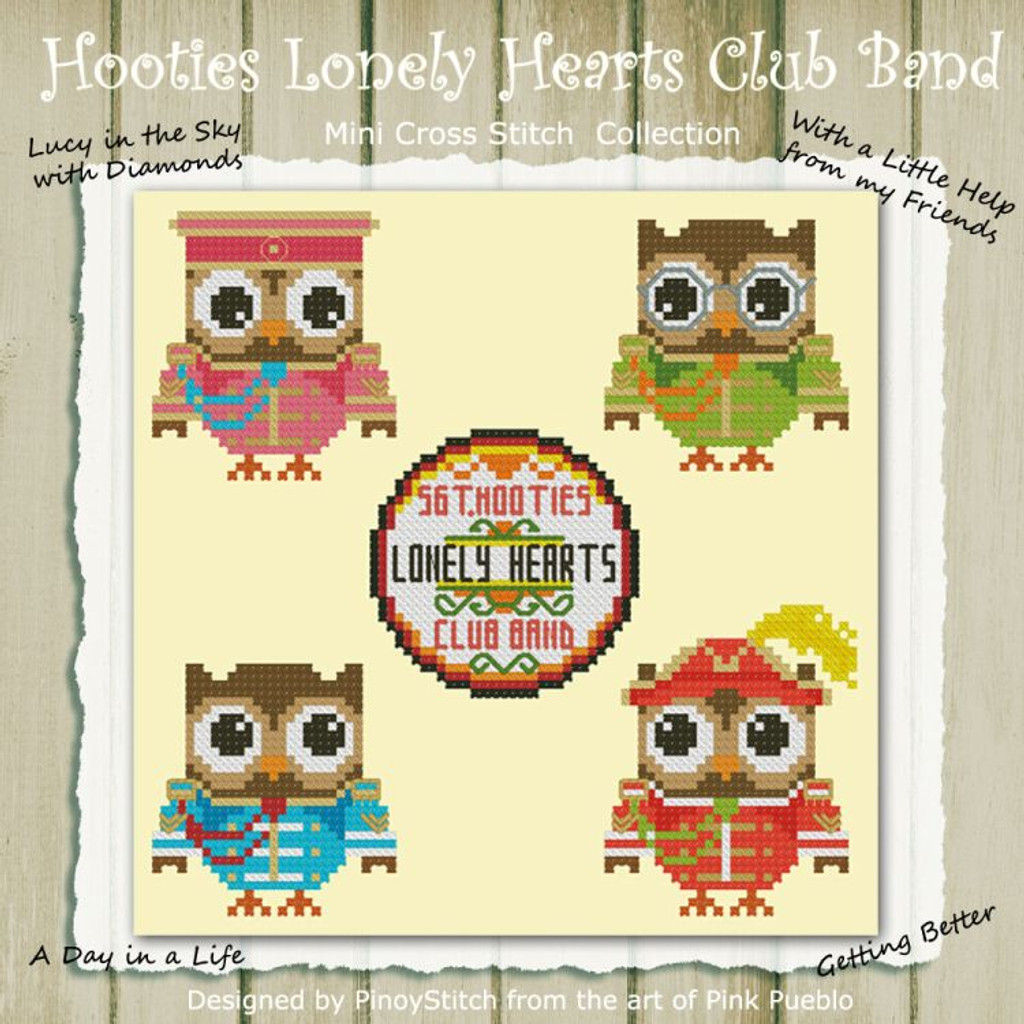 Hooties Lonely Hearts Club Band