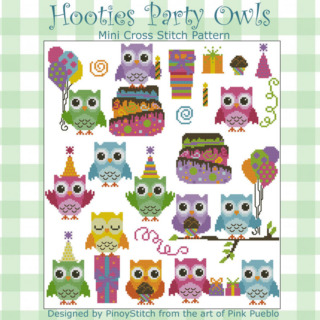 Hooties Party Owls
