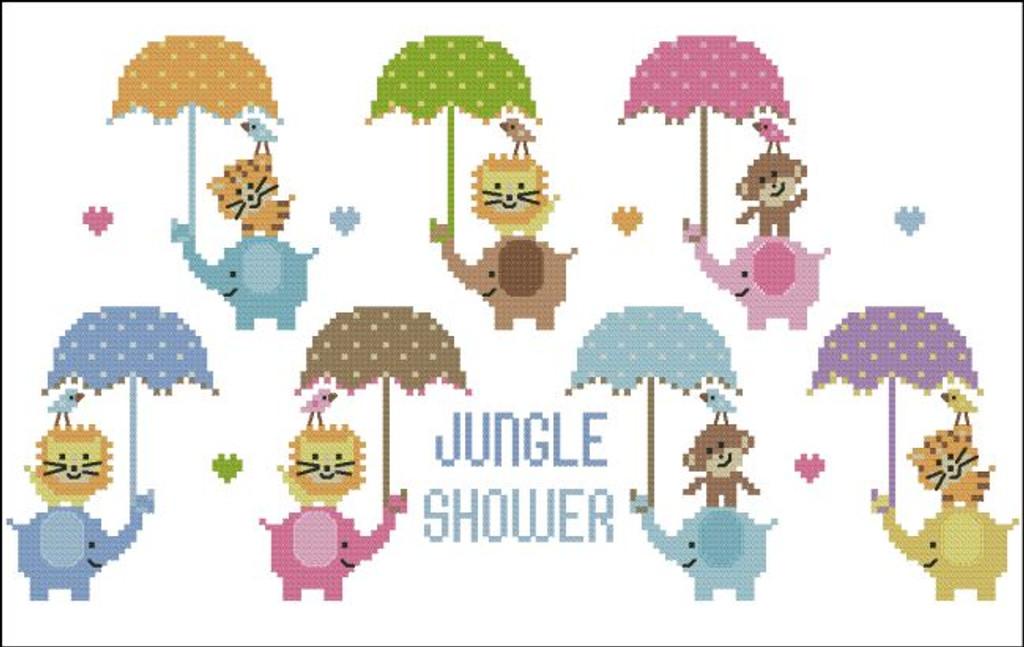 Jungle Shower