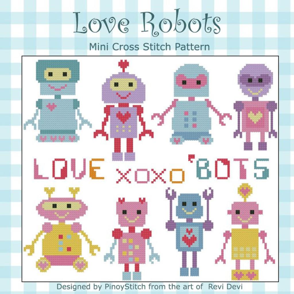 Love Bots (Robots)