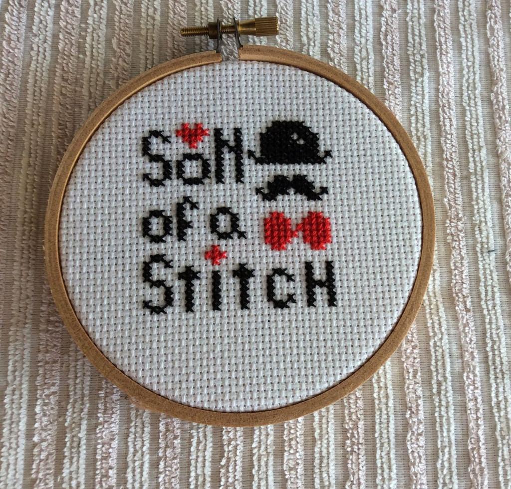 Son of a Stitch