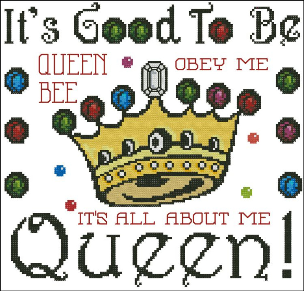 Queen: It's Good To Be Queen