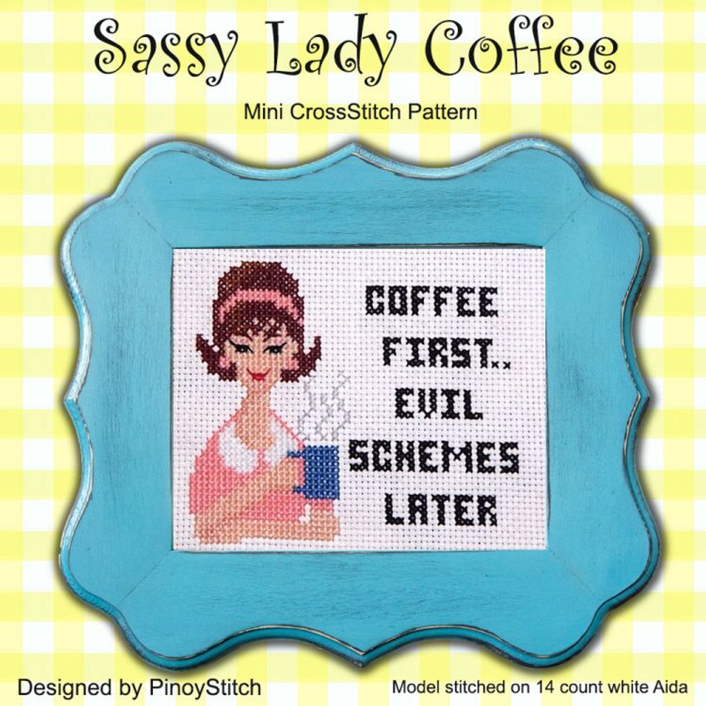 Sassy Lady Coffee