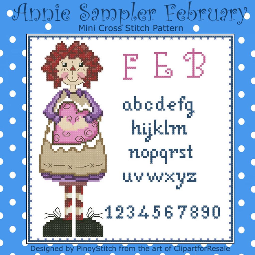 Annie Mini Sampler 002 February