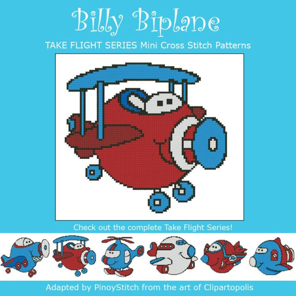 Take Flight: Billy Biplane