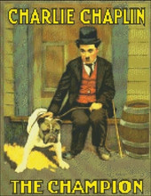 The Champion Charlie Chaplin