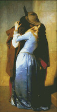The Kiss - Hayez