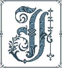 Gothic Alphabet I