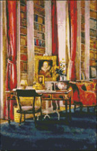 Library, Althorp