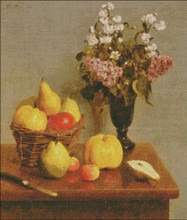Flowers and Pears