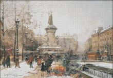 Winter Flower Market