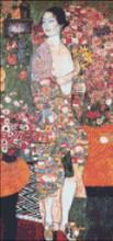 Dancer by Klimt