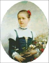 Portrait of Edna Barger