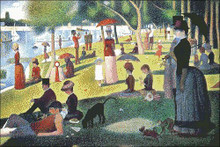 Sunday Afternoon at Grand Jatte