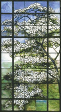Dogwood Stained Glass