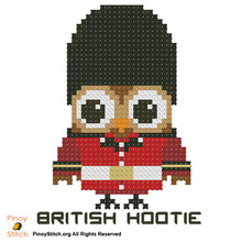 Hootie British Palace Guard