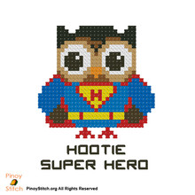 Hootie Super Hero