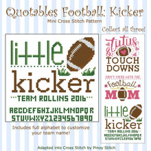 Quotables Football  Kicker